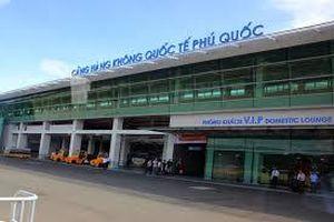 Sân bay Phú Quốc hoạt động trở lại