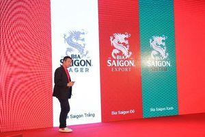Sabeco ra mắt hình ảnh mới cho thương hiệu Bia Sài Gòn