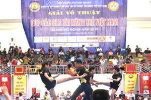 Đại hội võ thuật 'nóng' nhất năm 2019 chính thức được bắt đầu