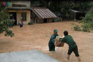 Đồng Nai di dời khẩn cấp hàng trăm hộ dân tránh lũ