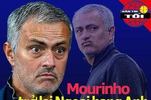 Mourinho trở lại Ngoại hạng Anh; U-15 ẩu đả, Thái Lan xin lỗi