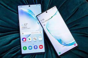 Báo quốc tế nói gì về Galaxy Note10 và Note10+?