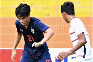 Báo Thái gọi thất bại trước U18 Campuchia là cú sốc cho toàn thế giới
