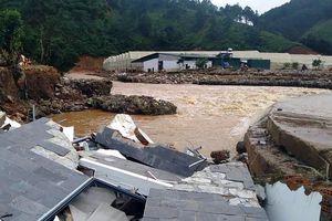 Nhiều địa phương tại Lâm Đồng đã hết ngập úng