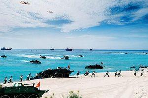 Tự hào chiến dịch đổ bộ đường biển lớn nhất VN