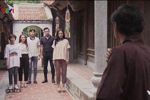 Nghệ sĩ Trung Anh nói gì về cảnh ông Sơn bỏ đi trong 'Về nhà đi con'
