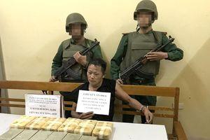 Quyết liệt đấu tranh với tội phạm ma túy trên biên giới Lóng Sập
