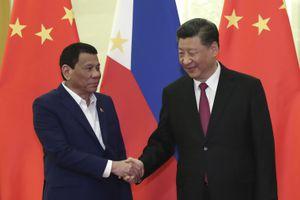 Philippines phản đối tàu khảo sát Trung Quốc