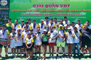 Hưng Thịnh TP.HCM giành 6 ngôi vô địch thắng lớn tại VTF Junior