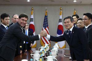 Bộ trưởng Quốc phòng Mỹ thăm Hàn Quốc