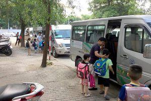 Bát nháo dịch vụ đưa đón học sinh: Sau bài học Gateway, tập huấn cả tài xế