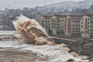 Trung Quốc: Lở đất vì siêu bão, 18 người thiệt mạng, 14 người mất tích