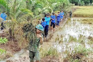 Đắk Lắk: Huy động nguồn lực giúp dân khắc phục hậu quả sau mưa lũ