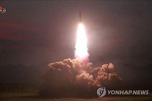 Hàn Quốc: Triều Tiên vừa phóng tên lửa đạn đạo tầm ngắn