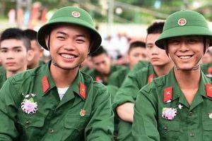 Các trường quân đội công bố chỉ tiêu, điểm xét tuyển bổ sung