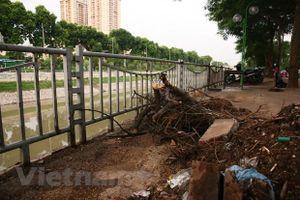 Vì sao sau 3 thập kỷ nỗ lực 'giải cứu,' sông Tô Lịch vẫn… bẩn?