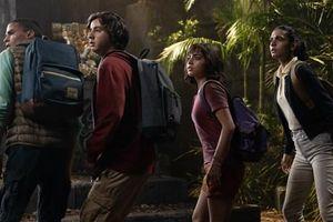 'Dora và thành phố vàng mất tích' làm sống lại dòng phim thám hiểm