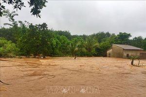 Khắc phục sự cố, kiểm soát hệ thống xả lũ hồ thủy điện Đắk Kar