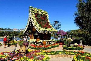 Festival hoa Đà Lạt 2019 sẽ gắn với hoạt động Tuần văn hóa trà và tơ lụa