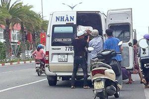 Bình Định: Xe dù, bến cóc bủa vây bến xe trung tâm
