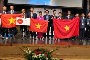 Việt Nam giành Huy chương vàng Olympic Quốc tế IOAA 2019