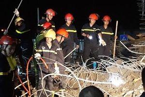 Khởi tố vụ sập mái cây xăng làm 1 người chết, 7 người bị thương