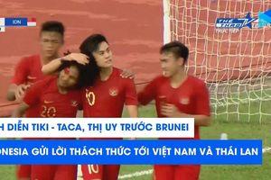 Highlight U18 Indonesia 6-1 U18 Brunei: Bảng A giải U18 Đông Nam Á