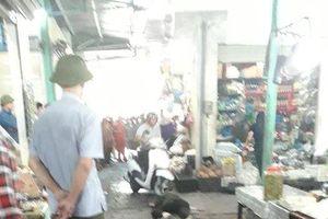 Đang đi chợ, người phụ nữ ở Quảng Ninh bị chém chết