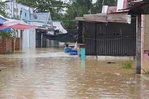 Phú Quốc: Mưa tạm ngưng, chỉ còn ngập cục bộ