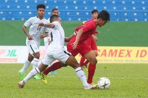Video trực tiếp U18 Đông Nam Á: U18 Myanmar vs U18 Đông Timor