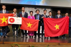 Nam sinh Ams đạt điểm cao nhất thi Olympic Quốc tế Thiên văn học và Vật lý thiên văn 2019