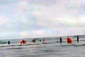 Tắm biển Bình Thuận, 4 du khách chết đuối, 5 người nhập viện
