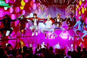 BTS: 'Tâm hồn nhiệt huyết' gặt hái kỷ lục mới