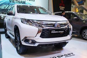 Mitsubishi Pajero giảm giá rẻ hơn Fortuner 145 triệu đồng