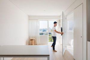 Căn hộ 24 m2 cực gọn gàng với nguyên tắc 5S của Nhật Bản