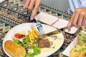 Hẹn hò cuối tuần tại 5 nhà hàng steak ngon, giá hợp lý ở TP.HCM