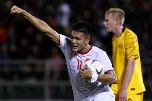 U18 Việt Nam đánh bại Singapore 3-0 ở cúp Đông Nam Á