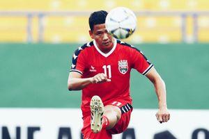 Highlights V.League: CLB Sài Gòn 0-1 CLB Bình Dương
