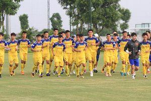 HLV Park Hang Seo triệu tập 19 cầu thủ U22 Việt Nam ở lần thứ 2 của tháng 8