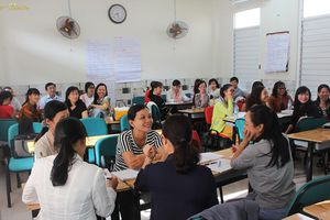 Trường sư phạm sẽ tập huấn chương trình mới cho giáo viên