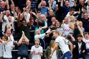 Hạ Aston Villa 3-1, á quân châu Âu Tottenham thăng hoa