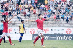 Vòng 17 giải hạng Nhất – LS 2019: Hà Tĩnh đến gần với V-League