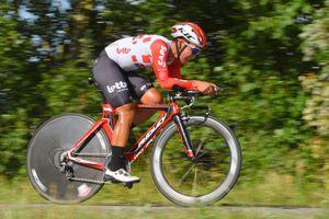 Tay đua Nguyễn Thị Thật bỏ cuộc giải xe đạp nữ Tour Scotland vì không có Visa