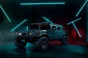 SUV khủng Hummer H1 Launch Edition chào bán 5,2 tỷ đồng