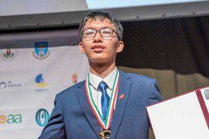 Học sinh Việt Nam xuất sắc nhất Olympic Vật lý thiên văn quốc tế