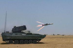Tên lửa chống tăng NAG của Ấn Độ: 'Rắn hổ mang' sở hữu uy lực đáng gờm