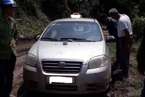 Bắt giữ 3 đối tượng người Trung Quốc nghi sát hại tài xế, cướp xe taxi