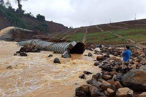 Thủy điện 13 triệu m3 nước kẹt van ở Đắk Nông: 'Tháo ngòi' phương án nổ mìn