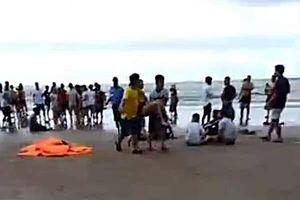 Tin mới nhất vụ 6 người chết và mất tích do tắm biển ở Bình Thuận