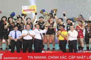 Chung kết và trao giải VTV Cup Tôn Hoa Sen 2019: NEC Red Rockets (Nhật Bản) 3-1 ĐT Việt Nam